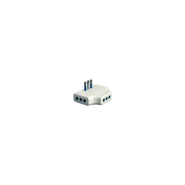Garanti 87250-G adattatore per presa di corrente Tipo L (IT) Bianco