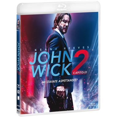 John Wick Capitolo 2, (Blu-Ray) Blu-ray 2D ITA