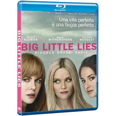 Big Little Lies - Piccole Grandi Bugie (3 Blu-Ray)