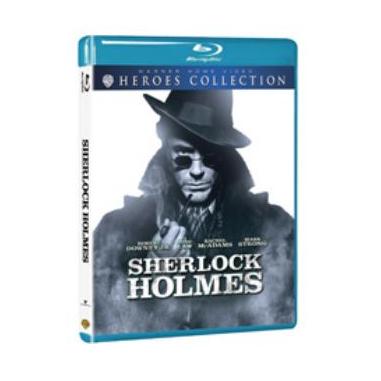 Sherlock Holmes, Blu-ray
