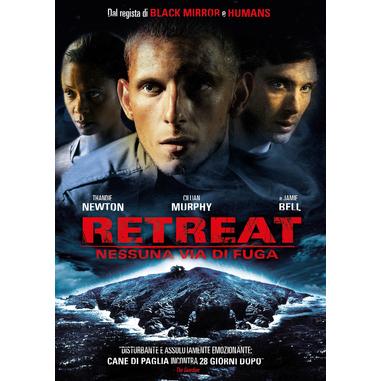 Retreat – Nessuna Via Di Fuga (Blu-ray)