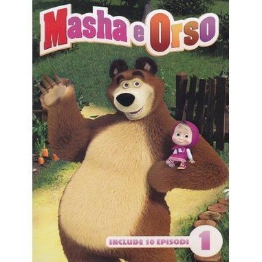 Masha e Orso stagione 1 boxset (DVD)