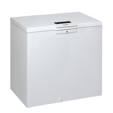 Whirlpool WHE25332 congelatore Libera installazione A pozzo Bianco 252 L A++