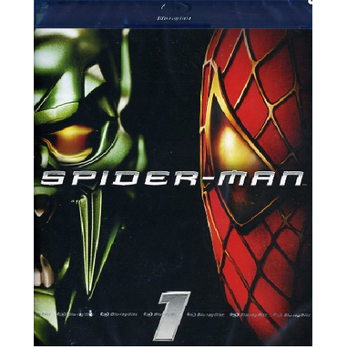 Spider-Man, (Blu-ray)