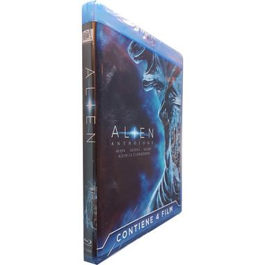 Alien quadrilogia (Blu-ray)