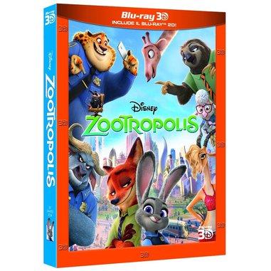 Zootropolis (Blu-ray 3D + Blu-ray)