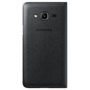 Samsung Custodia a libro per Galaxy J1 nera