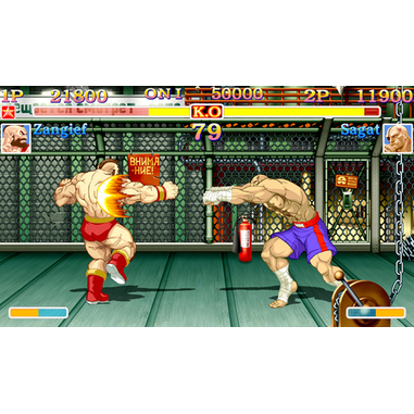 Ultra Street Fighter II: The Final Challengers, Switch Basic Nintendo Switch videogioco