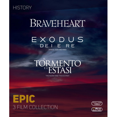 Epic Collection (Blu-ray)
