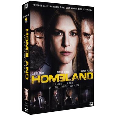 Homeland - Stagione 3 DVD
