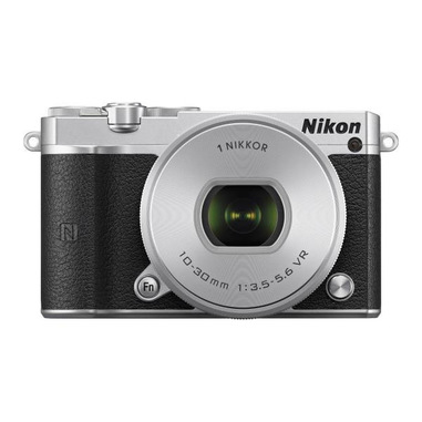 Nikon 1 J5 + 10-30mm + SD 16GB MILC 20,8 MP CMOS 5568 x 3712 Pixel Nero