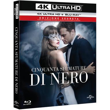 Cinquanta Sfumature di Nero (Blu-ray 4K)