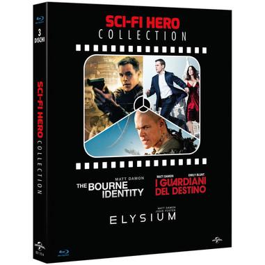Sci-Fi Hero collection (Blu-ray)