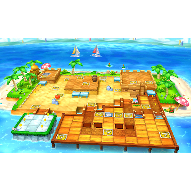 Mario Party: Star Rush, 3DS