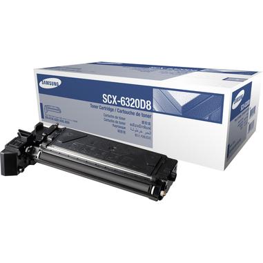 Samsung SCX-6320D8 Cartuccia laser Nero