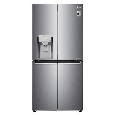 LG GML844PZKZ frigorifero Multidoor Libera installazione Argento 428 L A++