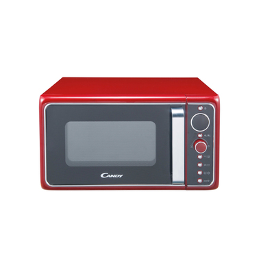 Candy DIVO G25CR Superficie piana Microonde combinato 25 L 900 W Rosso