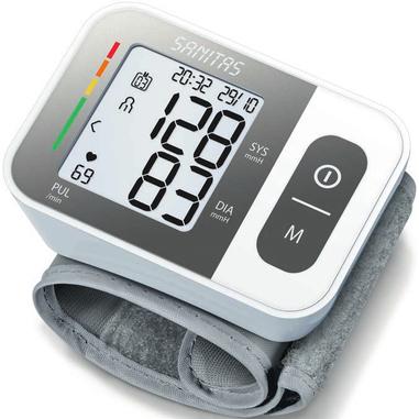 Beurer SBC 15 Polso Misuratore di pressione sanguigna automatico 2utente(i)