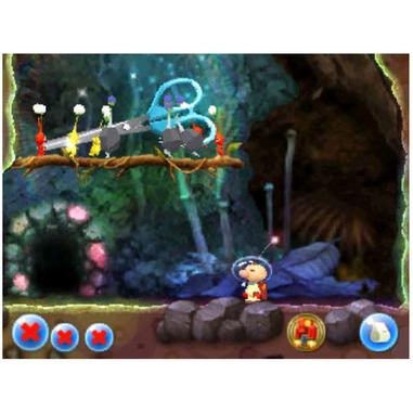 Hey! Pikmin - 3DS