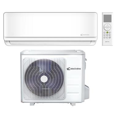 Electroline MDCE-128AB2-KIT condizionatore fisso Climatizzatore split system Bianco