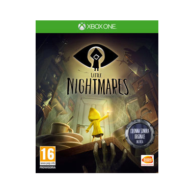 Little Nightmares, Xbox One + CD Soundtrack Base + supplemento Xbox One ITA