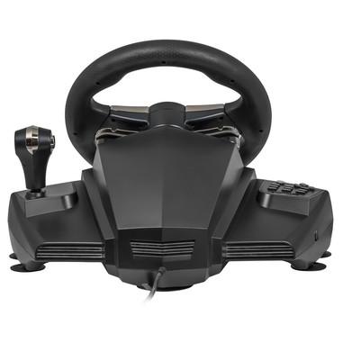 Hori Racing Venom Hurricane volante con pedaliera licenza Sony