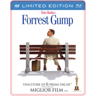 Forrest Gump (Blu-ray + DVD)