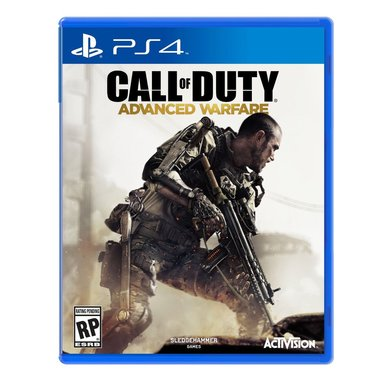 Call of duty: advanced warfare - PS4 standard