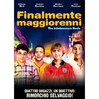 Finalmente maggiorenni (2011), (DVD)