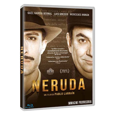 Neruda Blu-ray