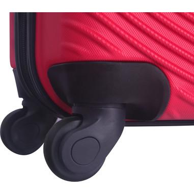 Ginza Trolley Cabina Rosso c/combinazione