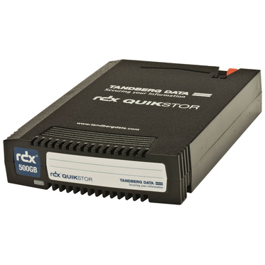 Tandberg Data RDX Cartridge 500 GB Cartuccia a nastro
