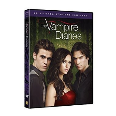 The vampire diaries - L'amore morde Stagione 02 (DVD)