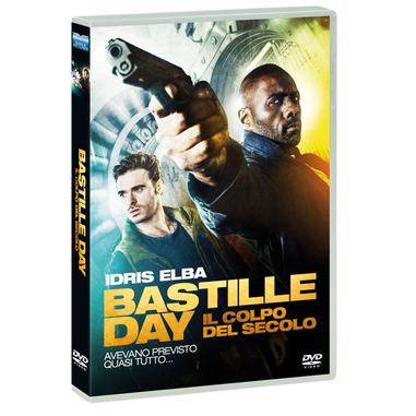 Bastille day - Il colpo del secolo (DVD)