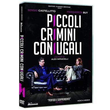 Piccoli Crimini Coniugali, DVD DVD 2D ITA