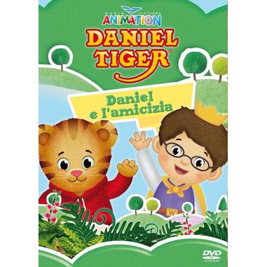 Daniel Tiger Vol.2 - Daniel e l'amicizia (DVD)