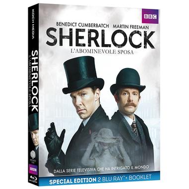 Sherlock - L'abominevole sposa (Blu-ray)