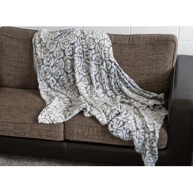 STAR Plaid in flannel grigio