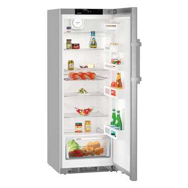 Liebherr Kef 3730 frigorifero Libera installazione Argento 342 L A+++