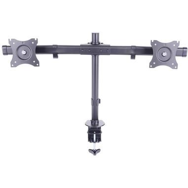 Multibrackets supporto da tavolo con morsetto per due monitor fino a 27