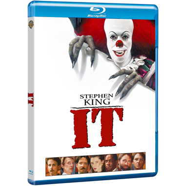 It - Stephen King'S, (Blu-Ray)