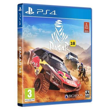 Dakar 18 - Playstation 4