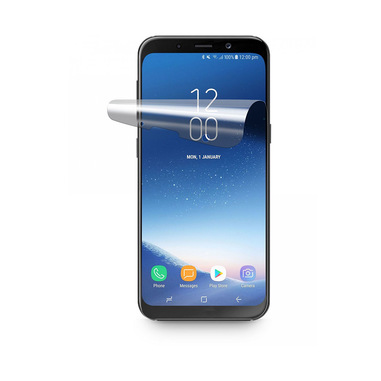 Cellularline Ok Display Flex - Galaxy A8 (2018) Pellicole protettiva ultra trasparente Trasparente