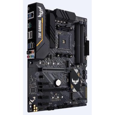 ASUS TUF GAMING B450-PLUS II Presa AM4 ATX AMD B450