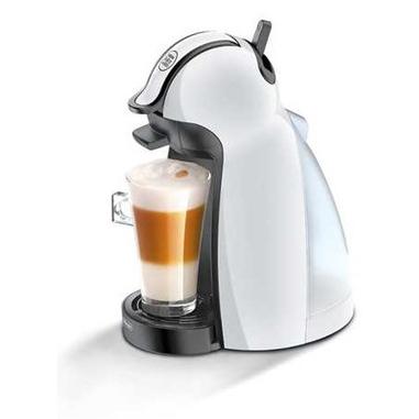 DeLonghi EDG 100.W Macchina per caffè con capsule 0.6L Bianco macchina per il caffè + 32 capsule