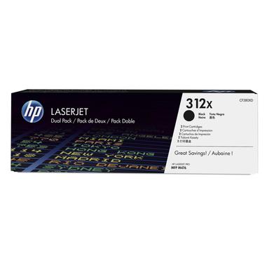 HP 312X Cartuccia laser 4400pagine Nero