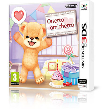 Orsetto amichetto - 3DS