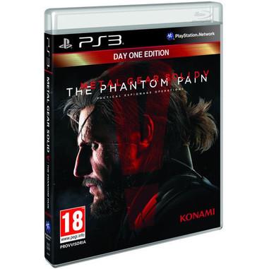 Metal Gear Solid V: the phantom pain - PS3