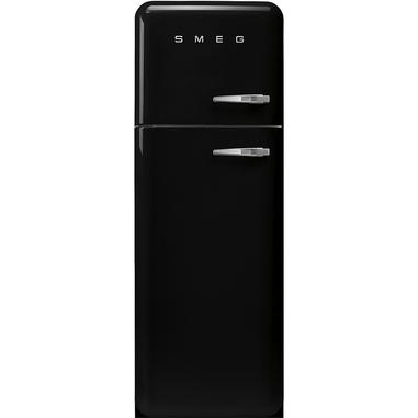 Smeg FAB30LBL3 frigorifero con congelatore Libera installazione Nero 294 L A+++
