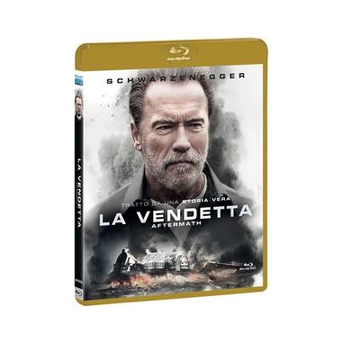 La vendetta (Aftermath), Blu-Ray Blu-ray 2D ITA